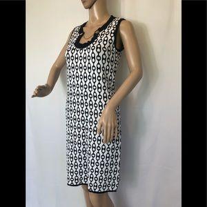 Grace Knit Dressing Summer Boat Dress M